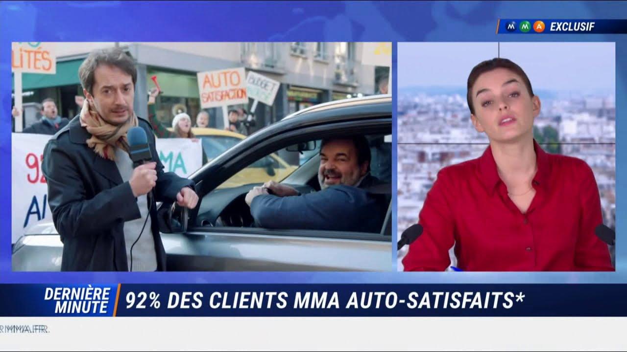 """Musique de la pub MMA Autofacilités – auto-satisfaction """"0 tracas 0 bla-bla""""  2021"""