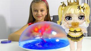 Fantasy Friends - Надувной лизун и сюрприз - Игрушки для детей