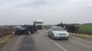 Смертельное ДТП под Азовом