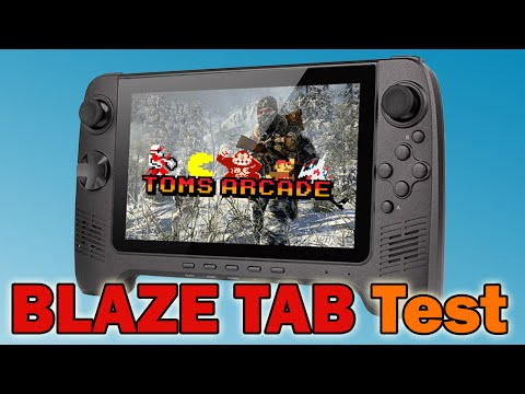 BLAZE TAB - 12 Consoles & 24 Games Tested!