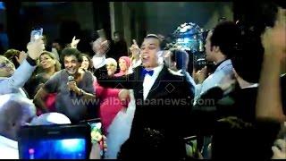 محمد منير يغني الليلة يا سمرا في حفل اوكا و مي كساب