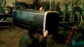 Проверка герметичности топливных баков. d-tolik