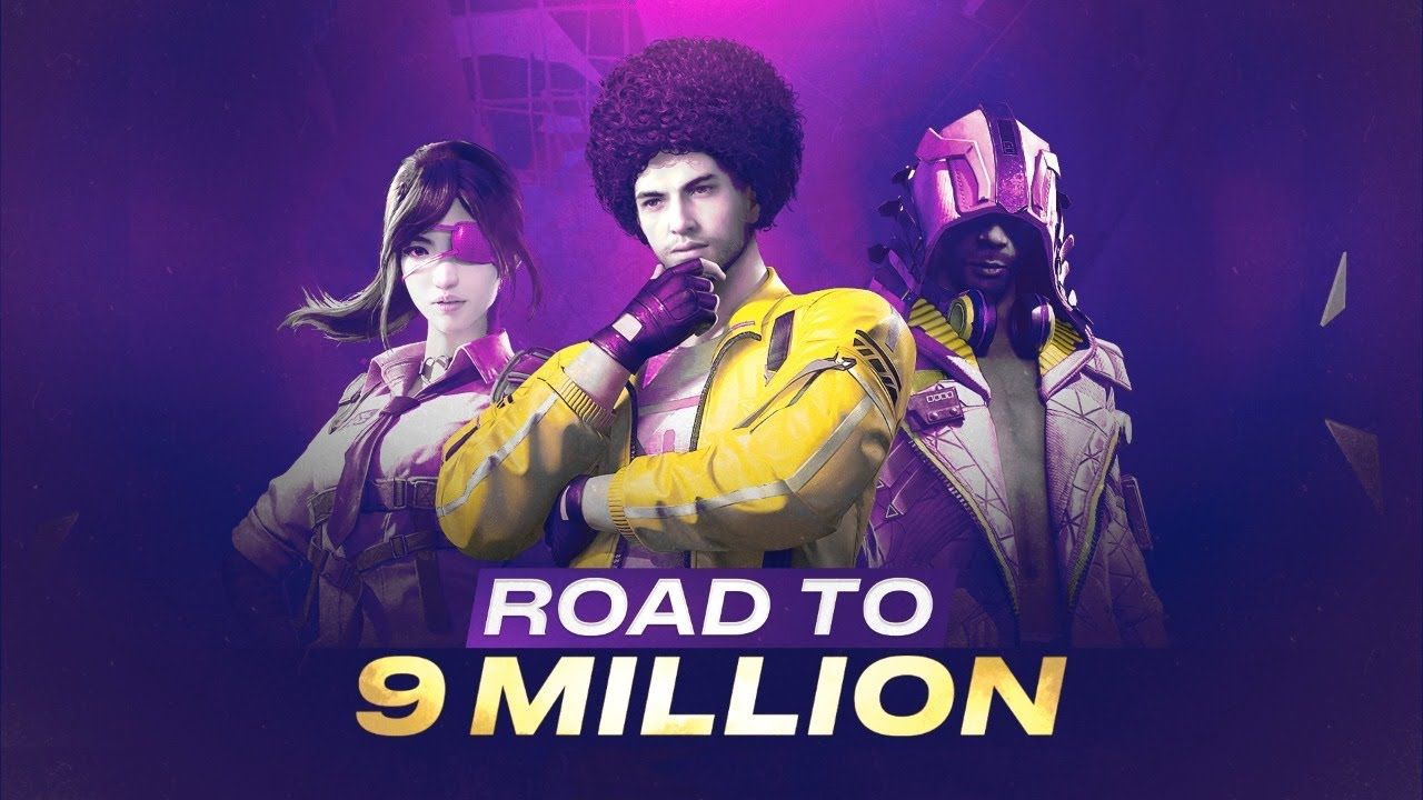 PUBG MOBILE INDIA LIVE SOON | ROAD TO 9 MILLION WITH DYNAMO GAMING