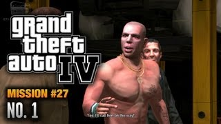 GTA 4 - Mission #27 - No. 1 (1080p)