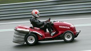 Maaien over Spa - de Honda Mean Mower