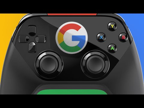 Drop Everything, Google Are Making A Console?!