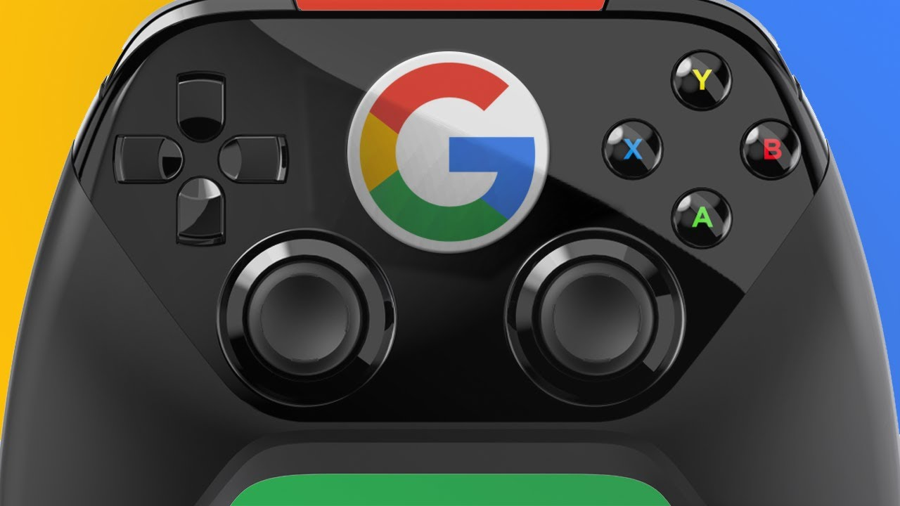 Drop Everything, Google Are Making A Console?! - YouTube