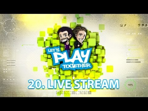 Let's Play Together (Way, Minecraft, World of Padman) 20-1/1