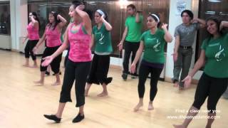 Bollywood Break: High Cardio, Abs and Legs with dhoonyaFIT