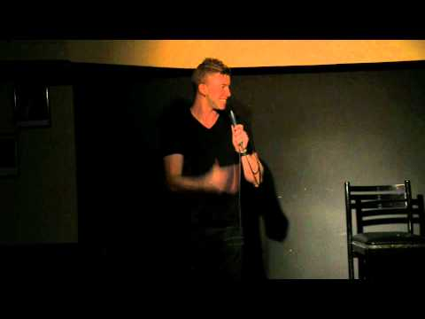 Adam Moss-Oktoberfest Comedy Idol Competition