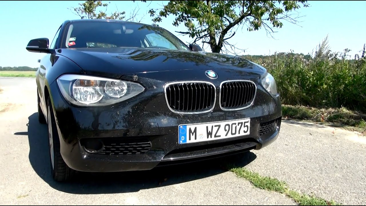 2014 bmw 114i 102 hp f21 test drive youtube. Black Bedroom Furniture Sets. Home Design Ideas