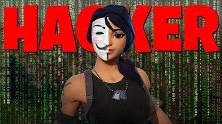 J'ai tué un HACKER avec fly hack et aimbot à Fortnite. Pas de clickbait