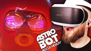 OGNISTA RANDKA Z OŚMIORNICĄ! - ASTRO BOT RESCUE MISSION   PS4 VR #admiros