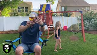 Back Porch Brew Reviews, Father's Day Edition - Dad Beer