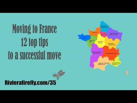 35:Moving to France, planning, research, mindset, pitfalls, advice