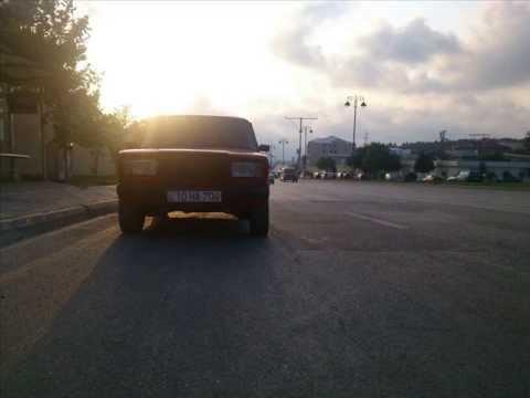 VAZ-2107 Baku Auto_Hooligan
