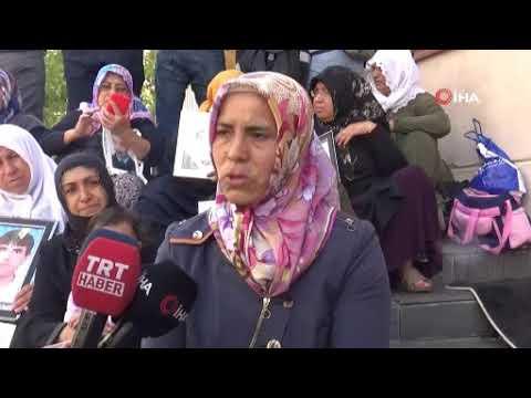 Kızını teröristlerin elinden kurtarmak için 1 buçuk yaşındaki çocuğu ile eyleme katıldı