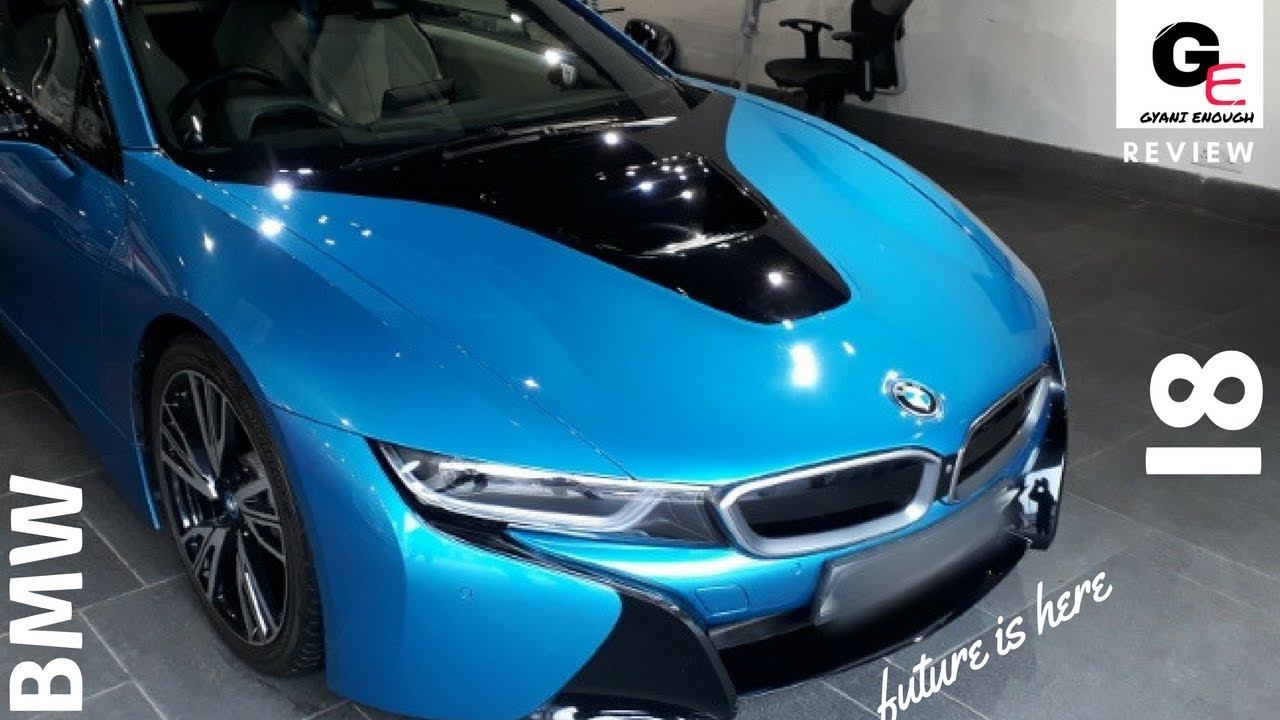 Bmw I8 Walkaround Review Specifications Actual Look Youtube