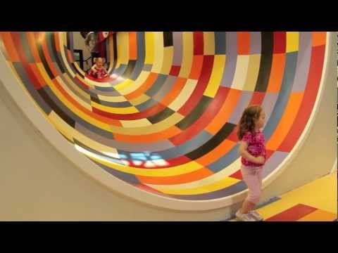Children's Museum, Winnipeg Manitoba - Designed by Toboggan