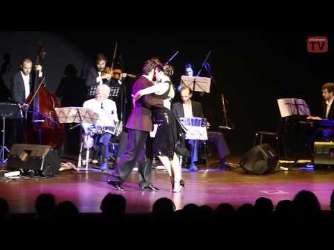 Eşref Tekinalp - Vanessa Gauch Arabacıoğlu, Color Tango, tanGO TO istanbul - 5th edition - 2013