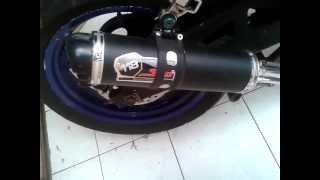 Honda Tiger Sound Knalpot SND mirip CBR250r part2