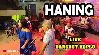 HAN1NG LIVE DANGDUT NEW ROSSITA cover