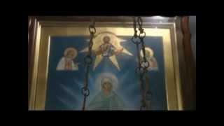 Святой старец Филипп Луганский.(Вместе с группой близких ему людей спешил Филипп в храм на праздник. И разрывалось любвеобильное сердце..., 2013-03-13T19:24:56.000Z)
