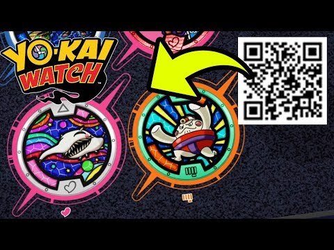 Yo-kai Watch Blasters Passwords and QR Codes from S3 E10 Recap!