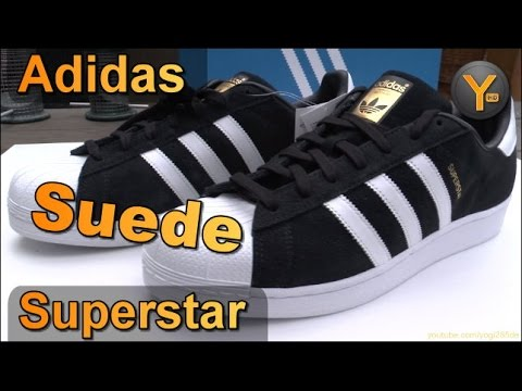 adidas superstar shoes suede