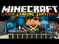 Minecraft Modded Crash Landing : CLONING MYSELF?!
