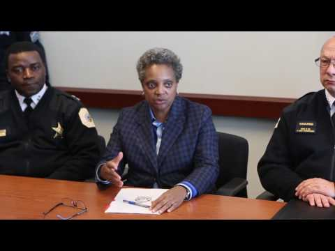 Chicago Police Dept. Reforms