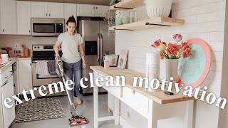 NEW CLEAN WITH ME 2020 | WHOLE HOUSE CLEANING MOTIVATION + Life Update