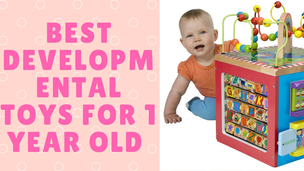 BEST Developmental Toys For 1 Year Old With DOWN SYNDROME