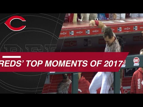 Top Moments of 2017: Reds
