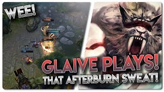 THEM GLAIVE PLAYS!! Vainglory 5v5 [Ranked] Gameplay - Glaive |WP| Jungle Gameplay