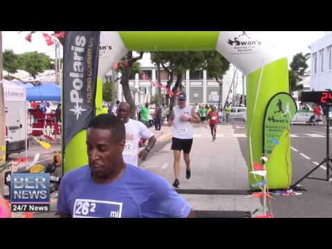Bermuda Labour Day 5K Race, September 5 2016