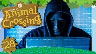 Ich nutze CHEAT-CODES 🍂 ANIMAL CROSSING #28