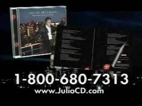 Julio Iglesias´ Romantic Classics, Publicidad