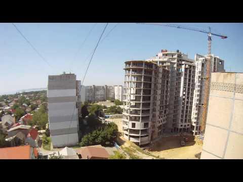 Одесса строительство Гранд Парк на Героев Сталинграда