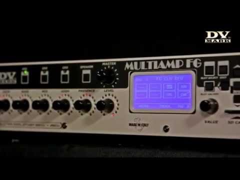 Frank Gambale introduces the MULTIAMP FG special edition