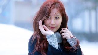 [S영상] AOA-서현-세븐틴-NCT127-라비, '눈이 무서워 눈이 무서워' (뮤직뱅크 출근길)