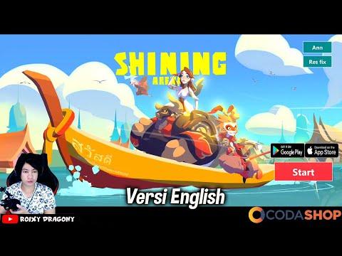 CBT lagi donk ini Game - MOBAnya Unik - Shining Arena (ENG) Android Gameplay - 동영상