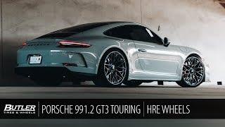 Porsche 991.2 GT3 Touring | HRE Wheels | Butler Tire