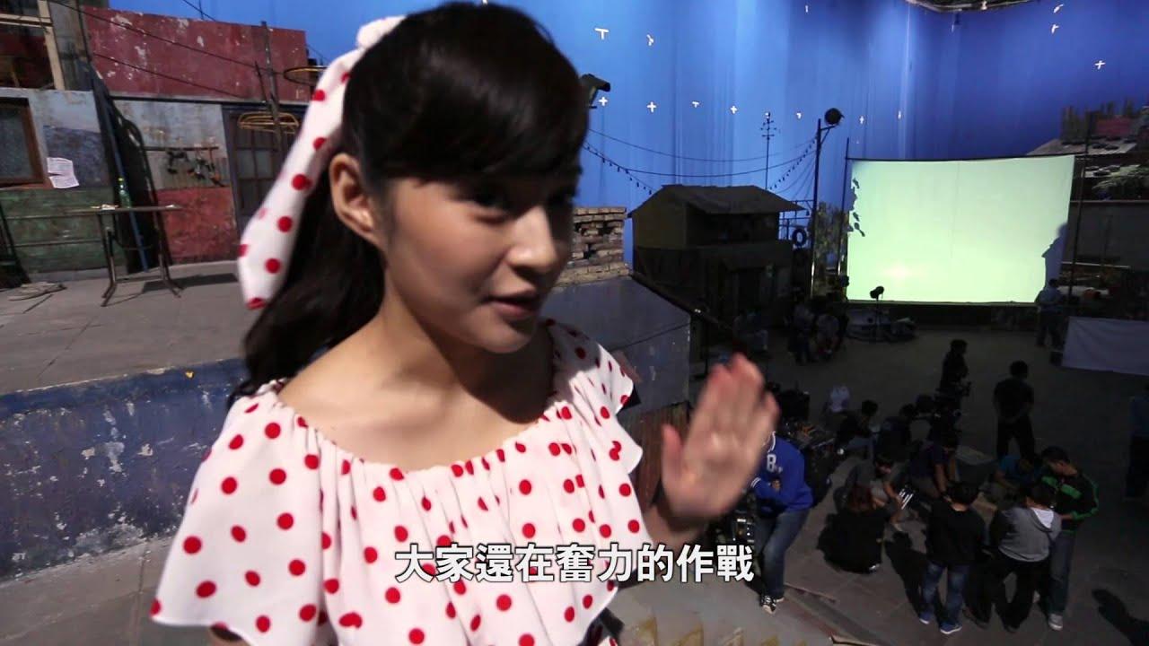 周杰倫 電影《天台 RooFToP》影子舞『天台的月光』花絮