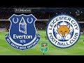 Carabao Cup 2019/20 Quarter Final - Everton Vs Leicester City - 17/12/19 - FIFA 20