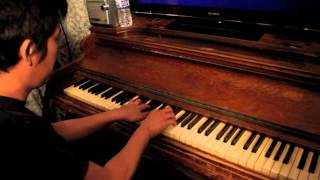 Back Room - Piano Solo