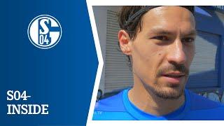Benjamin Stambouli: Das beste Gefühl der Welt | FC Schalke 04 | Borussia Dortmund