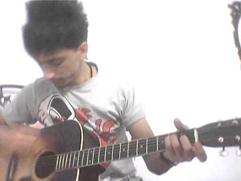 Aitbar + emptiness guitar cover