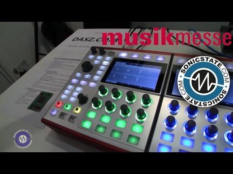 MESSE 2016: Dasz Instruments Alex Expandable Synthesizer