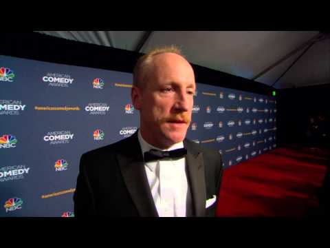 Matt Walsh American Comedy Awards Red Carpet Interview